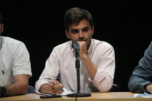 El diputado a la AN, Juan Andrés Mejía. Foto: Will Jiménez / LaPatilla.com
