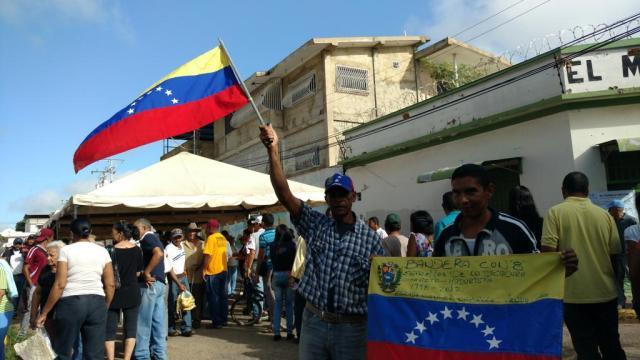 Foto: Delta Amacuro se expresó en la consulta popular / Cortesía