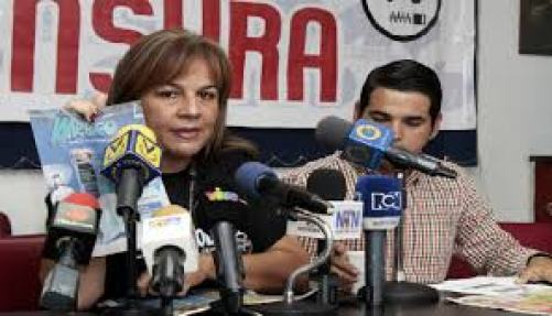 Carolina González, jefa de redacción de El Carabobeño