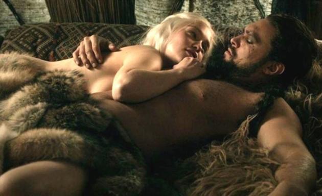 """En video: Recordamos las mejores escenas de sexo de """"Game of Thrones"""""""