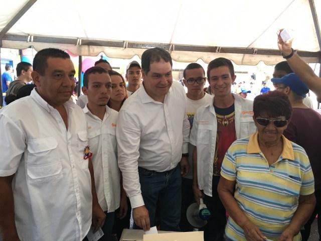 El presidente de la Comisión de Política Exterior de la Asamblea Nacional y diputado por el estado Lara, Luis Florido