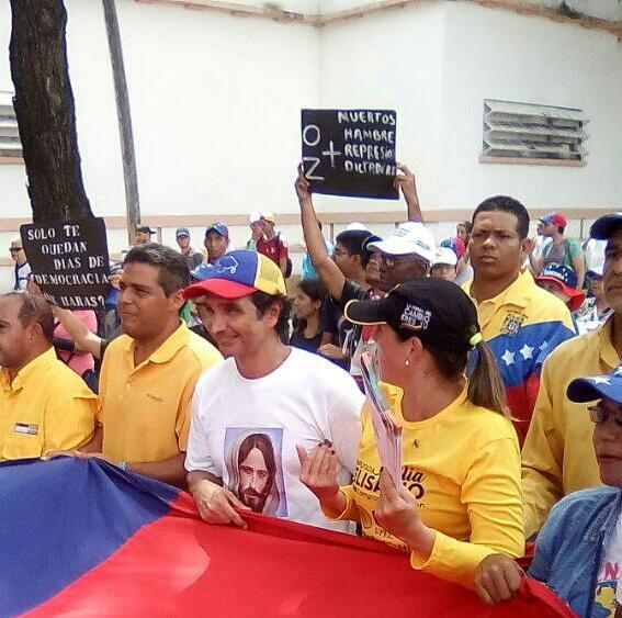 Richard Mardo, dirigente político /Foto Prensa