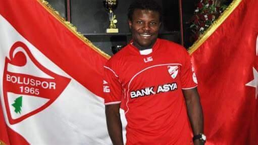 El futbolista marfileño Eugene Koffi Kouamé (Foto: soka25east.com)