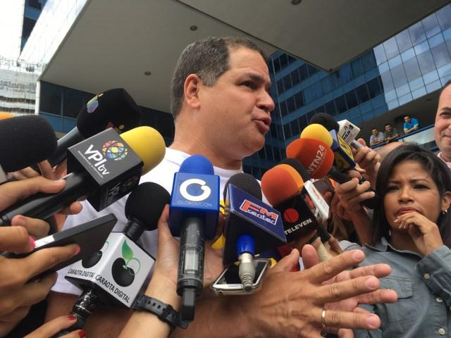 Florido: ANC no será instrumento para que Maduro obtenga finamiento internacional / Foto: Nota de prensa