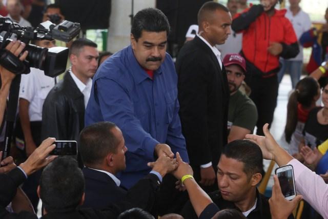 Luego de que más de siete millones y medio de venezolanos rechazaran la Constituyente cubana, Nicolás MAduro pretende imponerla el próximo 30 de julio. Foto: AVN