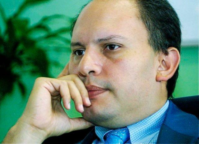 El ex viceministro de Energía Eléctrica de Venezuela, Nervis Villalobos. E.P.