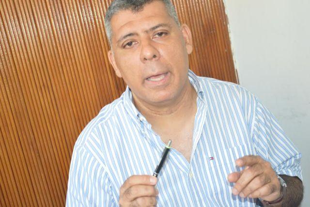 El coordinador nacional electoral adjunto de PJ, Reinaldo Aguilera (Foto: Comunicaciones Políticas)