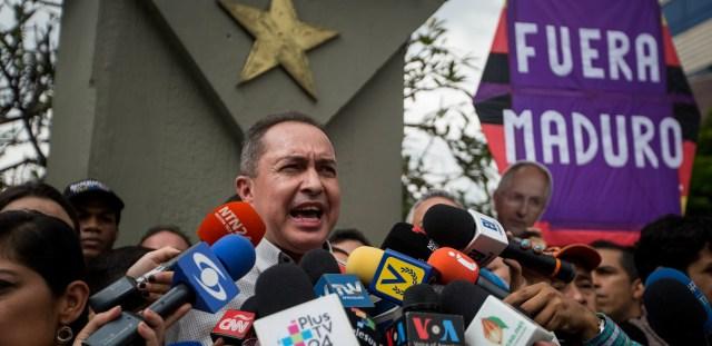 El diputado a la AN por Caracas, Richard Blanco