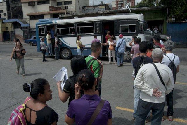Transporte en Barquisimeto