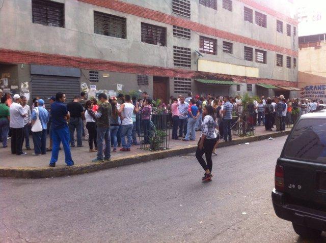 Foto: Así se encuentra el punto para la consulta popular en Santa Rosalía / Cortesía