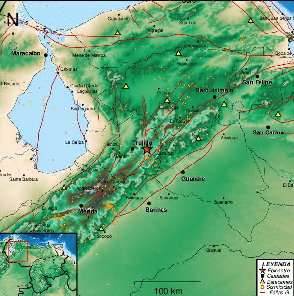 sismo Trujillo