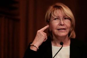 Luisa Ortega sobre envío de ayuda humanitaria a Cuba: Eso sí es traición a la patria