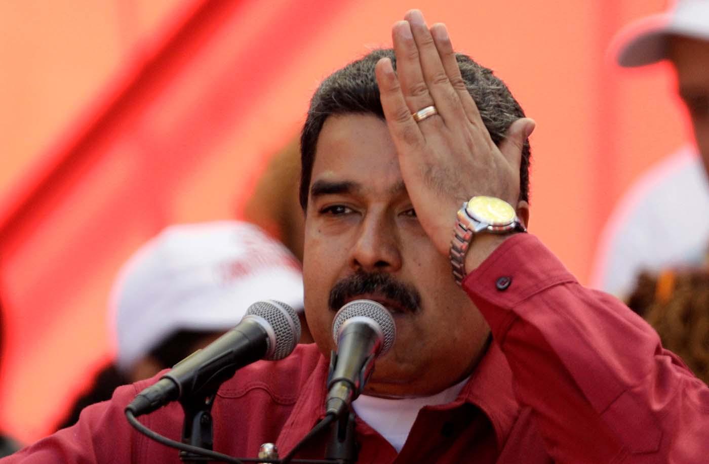 Funcionarios de EEUU reiteran oportunidad a Maduro de irse del país: Afirman que le queda poco tiempo para aceptarla
