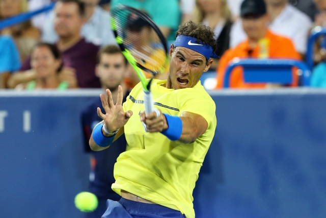 El tenista español Rafael Nadal. Aaron Doster-USA TODAY Sports