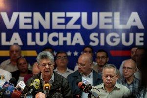 Ramos Allup: Acción Democrática no se va a jugar su destino entre ladrones, va a resistir (Audio)