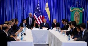 EEUU evalúa nueva ronda de sanciones contra funcionarios y corrupción del gobierno bolivariano