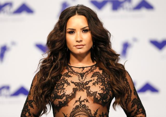 Demi Lovato. REUTERS/Danny Moloshok