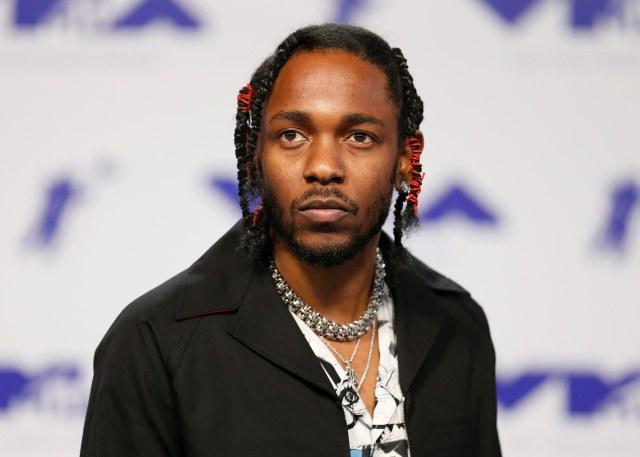 Kendrick Lamar. REUTERS/Danny Moloshok