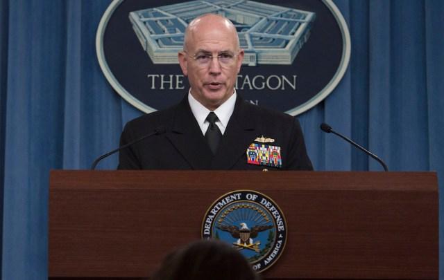 Adm. Kurt W. Tidd, Commander, U.S. Southern Command