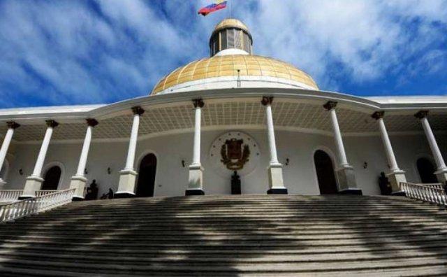 Fachada del Palacio Federal Legislativo