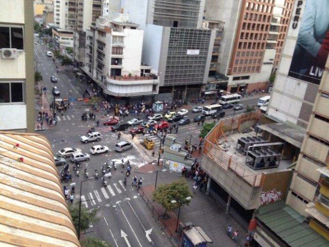 Foto: @Caracas_News