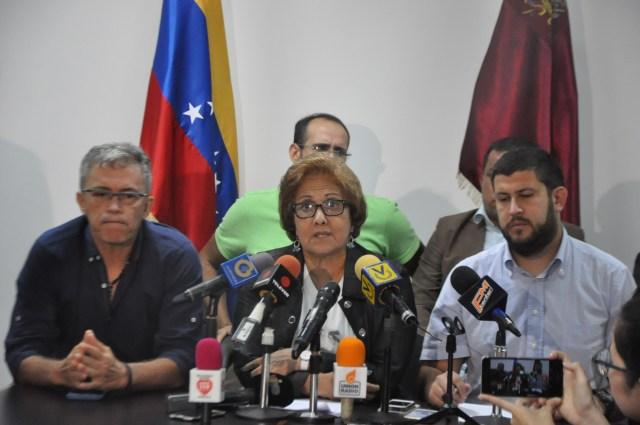 La Asociación de Alcaldes rechaza el traslado arbitrario de Ledezma. Foto: News Report