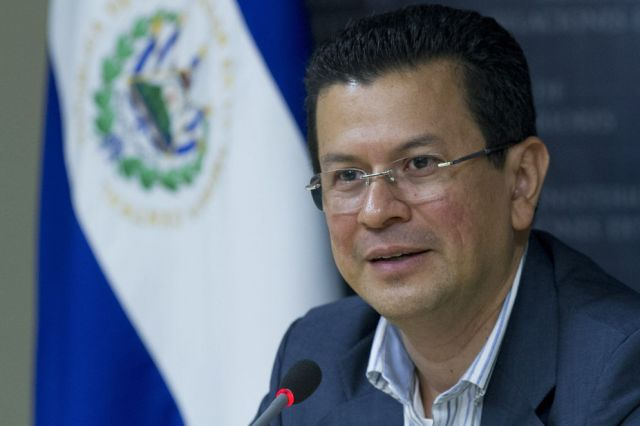 El canciller de El Salvador, Hugo Martínez (Foto: elpolitico.com)