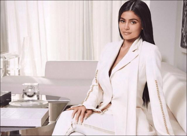 La menor de las hermanas Kardashian, Kylie Jenner