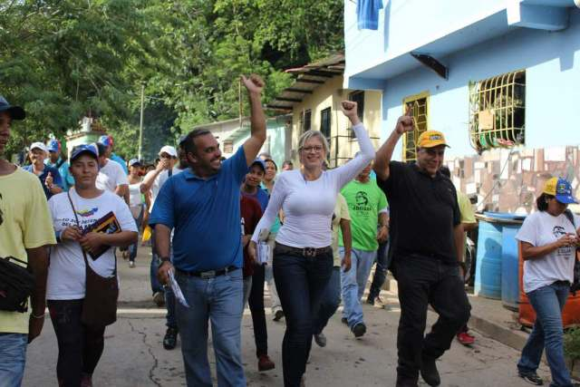 Foto:  Manuel Teixeira y Adriana D'Elia / prensa