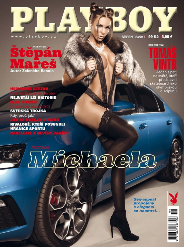 Michaela Vytiskova - Playboy RepCheca (1)