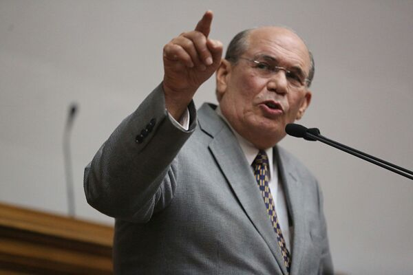 El diputado de Vente Venezuela por el estado Anzoátegui, Omar González Moreno