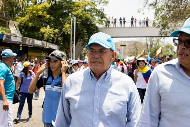 Omar González Moreno miembro del partido Vente Venezuela