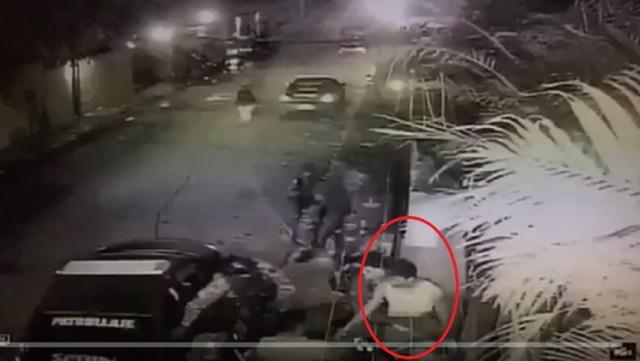 Pasada la 01:00 am de la madrugada de este martes, el Sebin se llevó a López de su residencia.