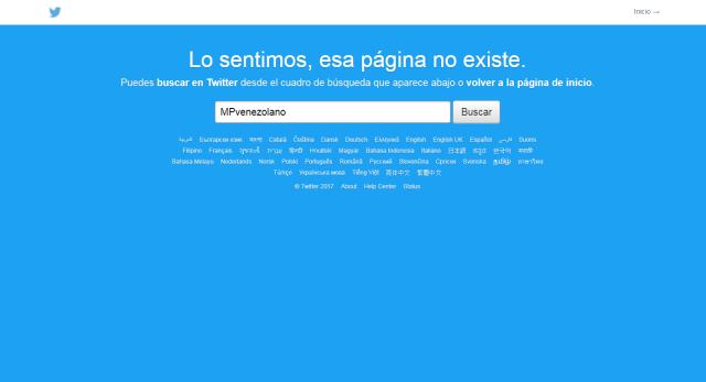 Foto: Captura de pantalla de @MPVenezolana