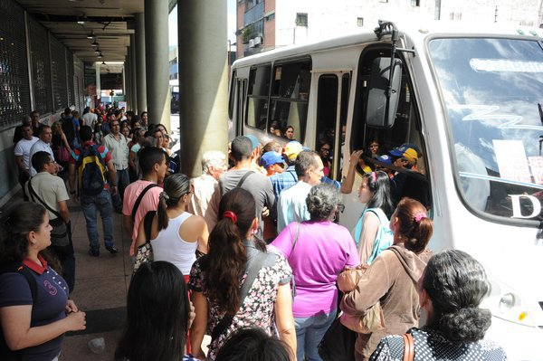 Transporte en Táchira
