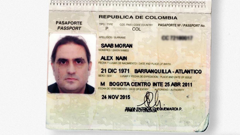 Estados Unidos e Israel rastrean plata de Álex Saab, señalado como vinculado a Maduro