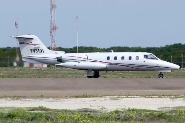 Avioneta siniestrada en el estado Vargas // FOTO @NestorReverol