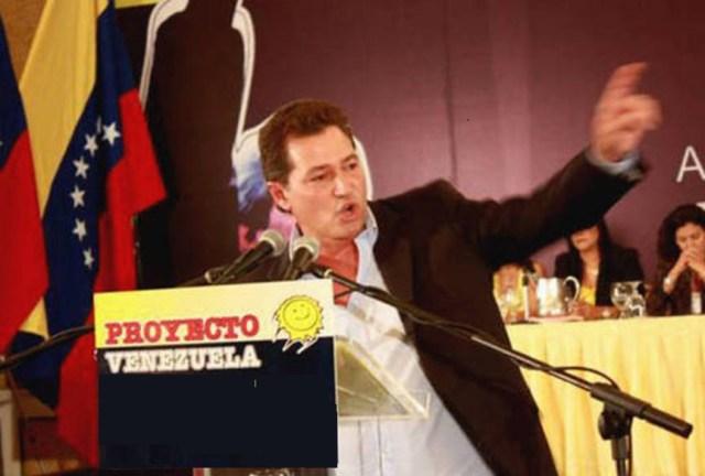 Henrique Fernando Salas y Proyecto Venezuela