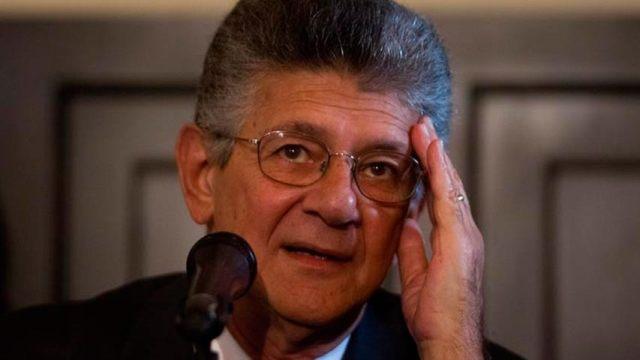Henry Ramos Allup, diputado de la AN // FOTO Archivo