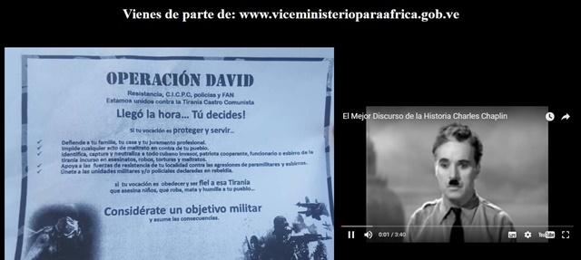Captura del sitio web www.viceministerioparaafrica.gob.ve