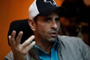 Capriles aseguró mirandinos escogerán a gobernador que defienda al pueblo y la descentralización