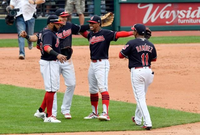 El conjunto de Cleveland está a cinco juegos de la marca de todos los tiempos. David Richard-USA TODAY Sports