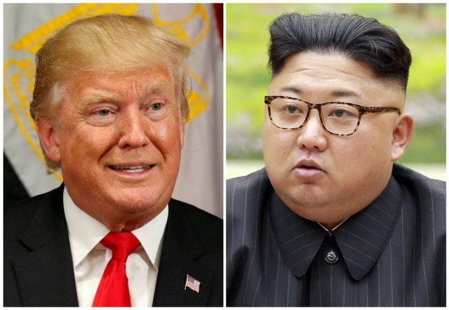 Donald Trump y Kim Jong-un | REUTERS/File Photos