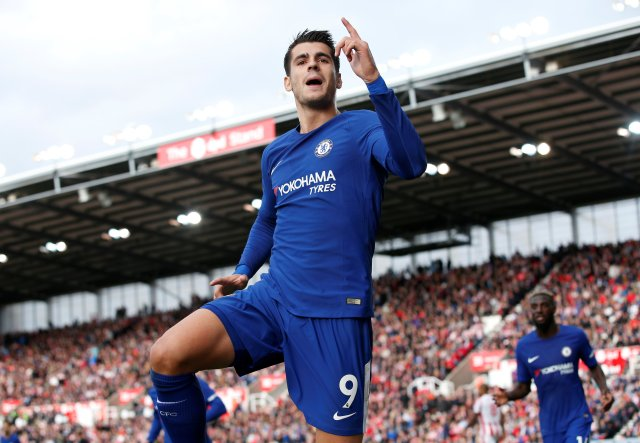 """El español Álvaro Morata, delantero del Chelsea. REUTERS/Andrew Yates    EDITORIAL USE ONLY. No use with unauthorized audio, video, data, fixture lists, club/league logos or """"live"""" services. Online in-match use limited to 75 images, no video emulation. No use in betting, games or single club/league/player publications. Please contact your account representative for further details."""