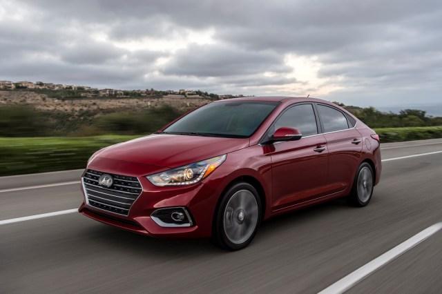 Échale un ojo al nuevo Hyundai Accent 2018 (FOTOS ...