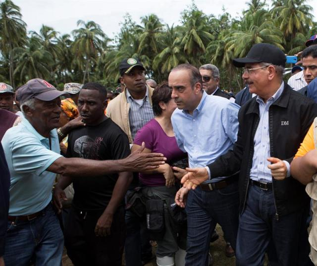 El presidente de República Dominicana, Danilo Medina (Foto: EFE)