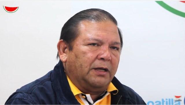 Andrés Velásquez regionales 2017