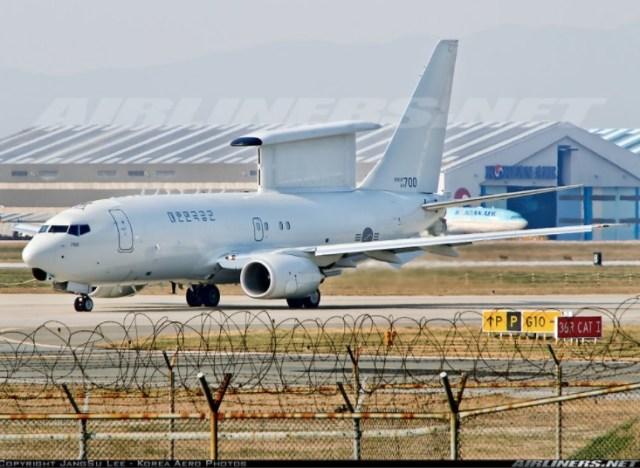 Boeing 737 AEW&C CoreadelSur