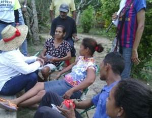 Larissa Gonzalez: La Planta de Tratamiento de Villa Rosa III jamás ha funcionado