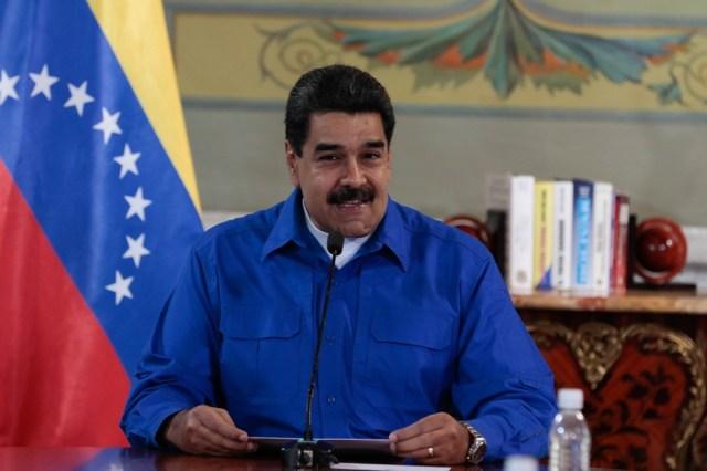Nicolás Maduro. Foto AVN